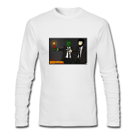 Long Sleeve Shirts ~ Men's Long Sleeve T-Shirt by American Apparel ~ Pulpventures