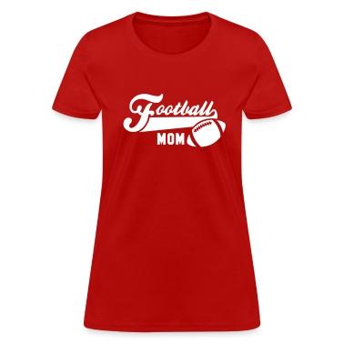 Football MOM UNI T-Shirt WR