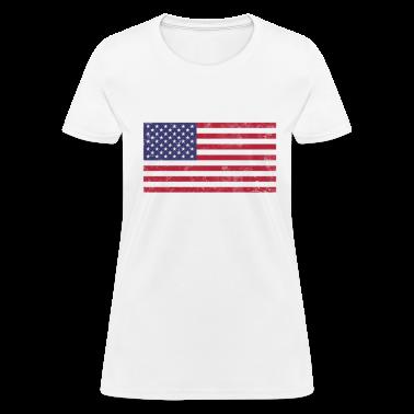 American Flag Shirt Pride