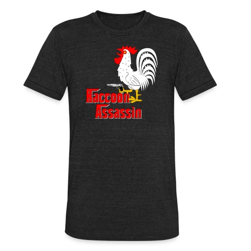 ROOSTER - Unisex Tri-Blend T-Shirt