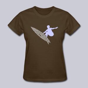 Surf Diego - Women's T-Shirt
