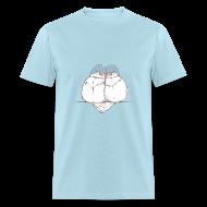 T-Shirts ~ Men's T-Shirt ~ Love Birds - Men's Sm - 2XL
