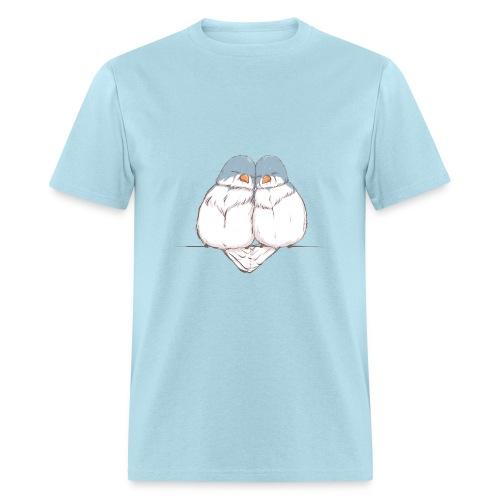 Love Birds - Men's Sm - 2XL - Men's T-Shirt