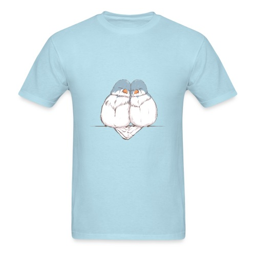Love Birds - Men's Sm - 2XL - Men's T-Shirt