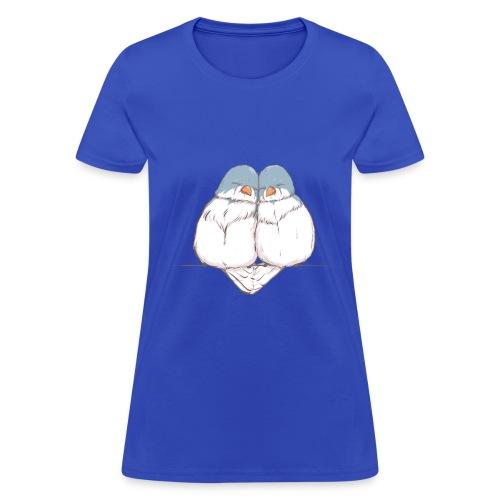Love Birds - Women's Sm - 2XL - Women's T-Shirt