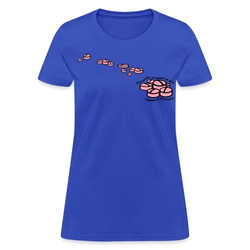 Pill Islands - Women's T-Shirt