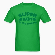 SUPER baby in the making!  T-Shirts