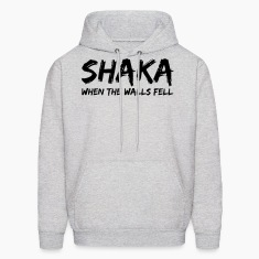 Star Trek: Shaka, When The Walls Fell (Black) - Hoodie