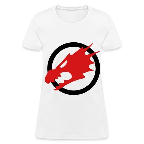 Women's Fire Dragon Shirt - Women's T-Shirt