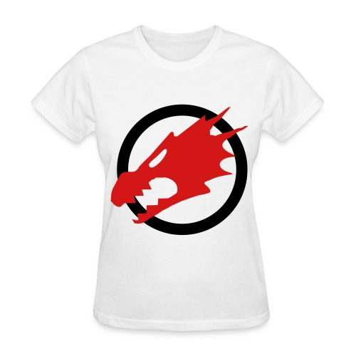 Women's Fire Dragon Shirt - Women's T-Shirt