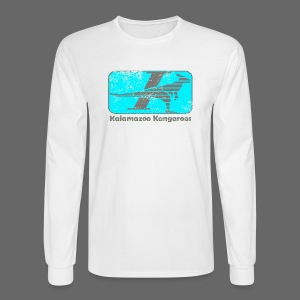 Kalamazoo Kangaroos - Men's Long Sleeve T-Shirt