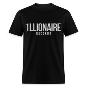 1llionair Records - Grey - Men's T-Shirt