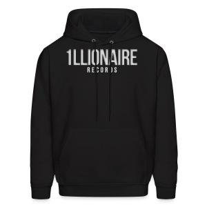 1llionair Records - Grey - Men's Hoodie