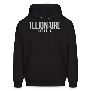 1llionair Records - Grey - Men's Hoodie