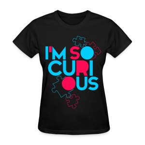 [SHINee] I'm So Curious. - Women's T-Shirt
