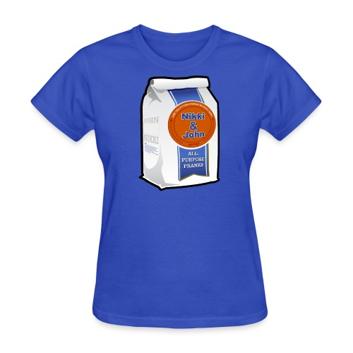 Flour Bag Women's Tee - Women's T-Shirt