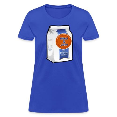 Flour Bag Women's Tee - Women's T-Shirt