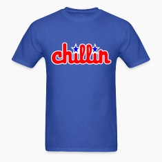 Chillin Phillies T-Shirts