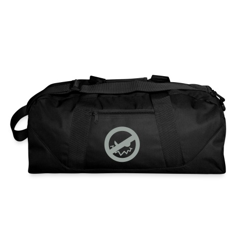 No Bad Ghost Logo Duffel - Duffel Bag
