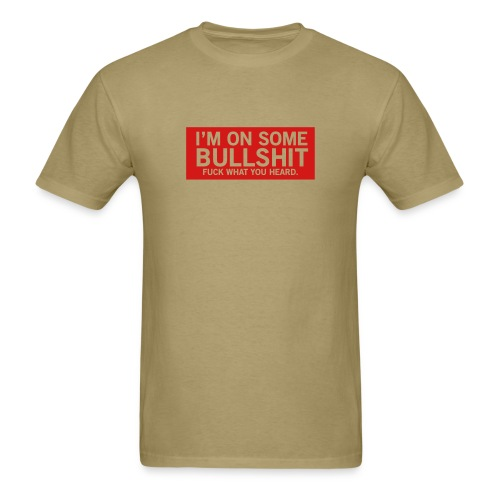 Men's T-Shirt - Tee,On Some Bullshit,Nina Sky,Nicole and Natalie