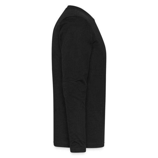 Black Label Long Sleeve T by American Apparel