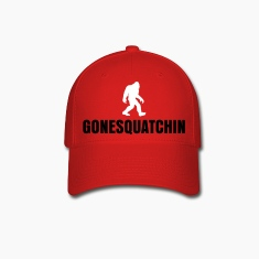 Gone Squatchin Red