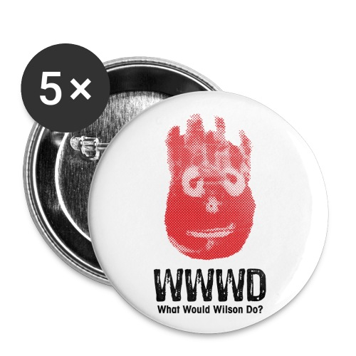 WWWD?-PIN - Small Buttons