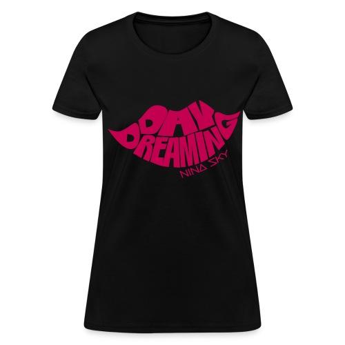 Women's T-Shirt - Tee,Nina Sky,Day Dreaming