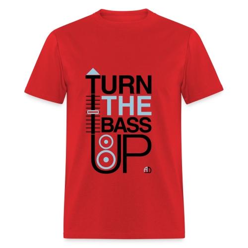 Bass Up tee - Men's T-Shirt