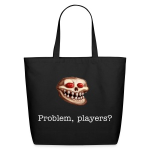 Acererak - Problem, Players?  (Tote) - Eco-Friendly Cotton Tote
