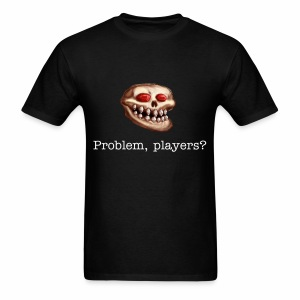 Acererak - Problem, Players?  (Men's Standard weight) - Men's T-Shirt