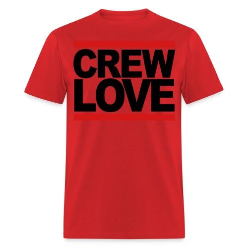 Crew Love/Yolo tee - Men's T-Shirt