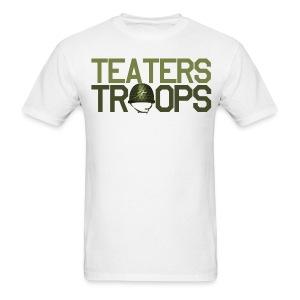 Official Teaters Troops - Men's T-Shirt