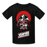 Kids' Shirts ~ Kids' T-Shirt ~ the Vampire Strikes Back - Kid's