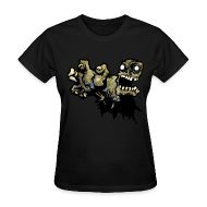 T-Shirts ~ Women's T-Shirt ~ Choice of Zombies: Reach (W's)
