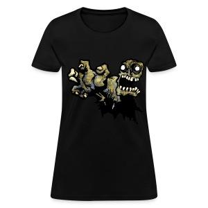 Choice of Zombies: Reach (W's)  - Women's T-Shirt