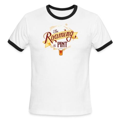 The Romaing Pint ringer tee - Men's Ringer T-Shirt