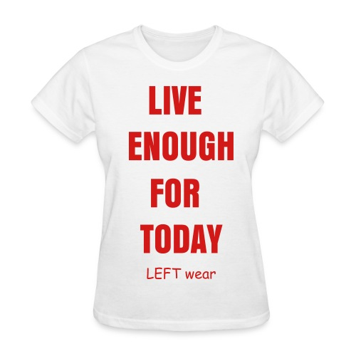 Womens - LEFT wear Tee - Women's T-Shirt