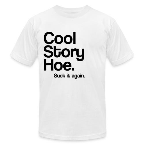 Cool Story - Men's Fine Jersey T-Shirt