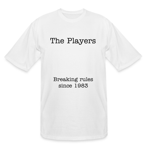 The Players' Men's Shirt - Men's Tall T-Shirt