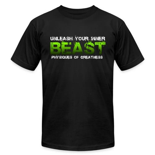 Unleash V1 - Men's Fine Jersey T-Shirt