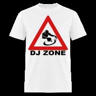 T-Shirts ~ Men's T-Shirt ~ DJ Zone t-shirt