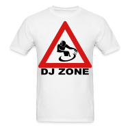 T-Shirts ~ Men's T-Shirt ~ DJ Zone t-shirt