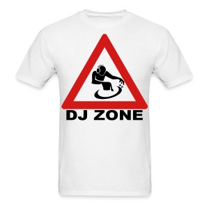 DJ Zone t-shirt - Men's T-Shirt