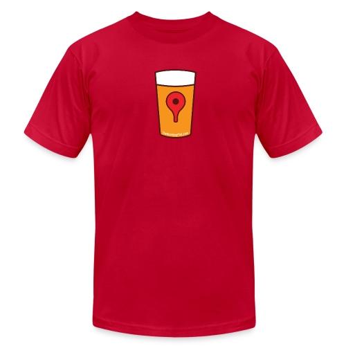 The Roaming Pint tee - Men's  Jersey T-Shirt