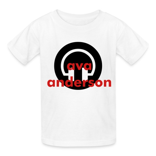 Ava Anderson Childs T-shirt - Kids' T-Shirt