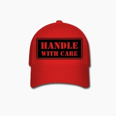 Handle With Care HD VECTOR Caps