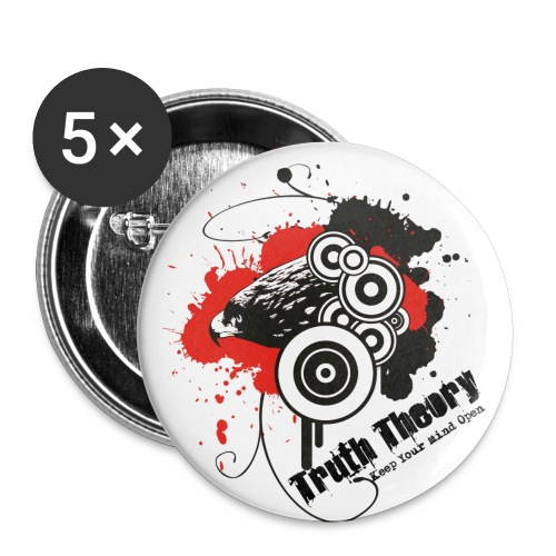 Truth Theory Buttons - Small Buttons