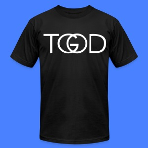 TGOD T-Shirts - stayflyclothing.com - Men's T-Shirt by American Apparel