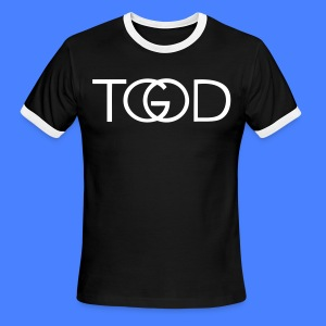 TGOD T-Shirts - stayflyclothing.com - Men's Ringer T-Shirt